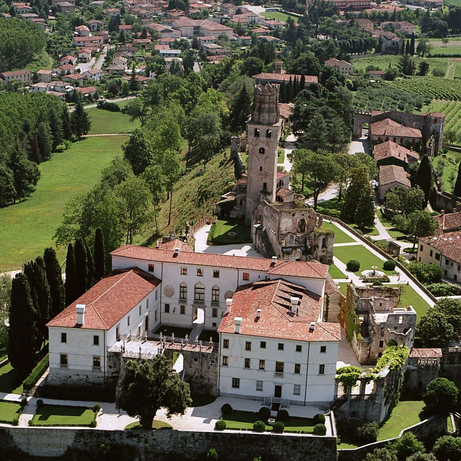 Visite in castello in Veneto