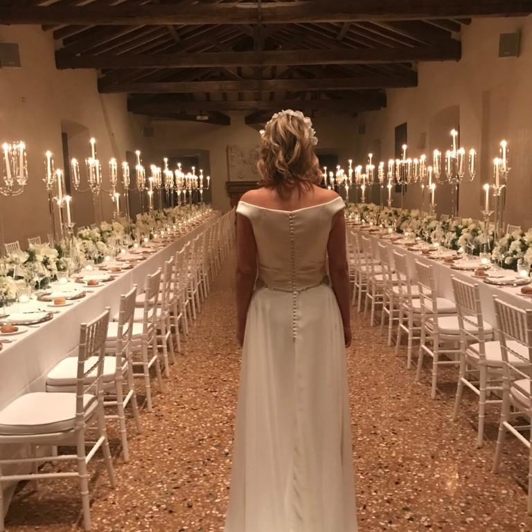 Luxury weddings venue in Italy